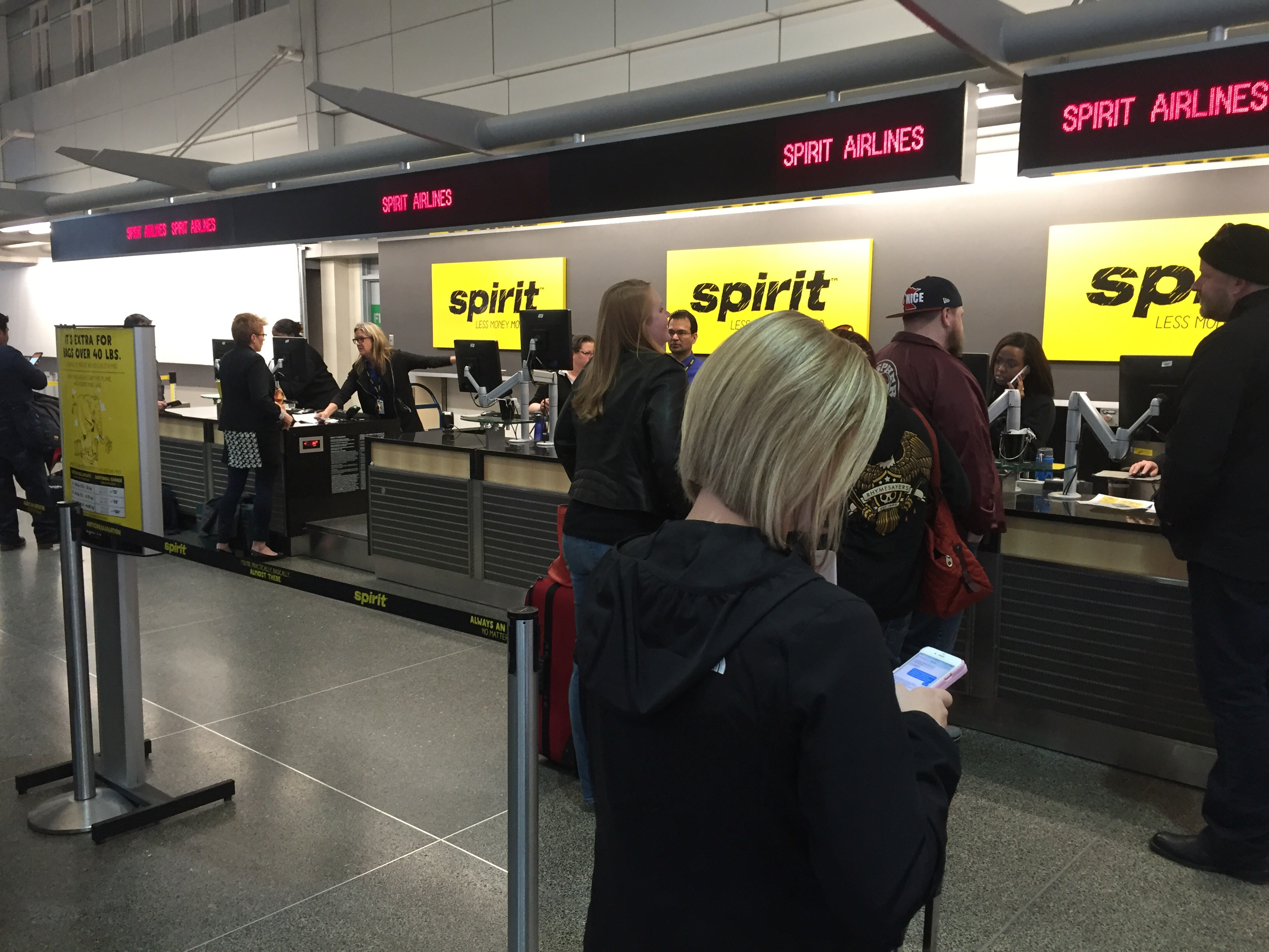 Spirit Airlines Check In >> Why I Will Never Again Fly Spirit Airlines Ryan S Musings